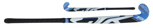 TK TOTAL FOUR MWX MAXI JUNIOR INDOOR BLUE-BLACK-SILVER Holz