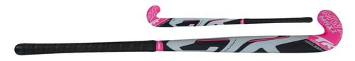 TK TOTAL FOUR MWX MAXI JUNIOR INDOOR PINK-BLACK-SILVER Holz